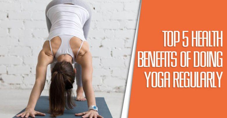 Doing Yoga Regularly